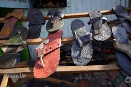 Turning Fish to Shoes: This Kenya-Based Startup is Converting Fish Waste to Leather Products