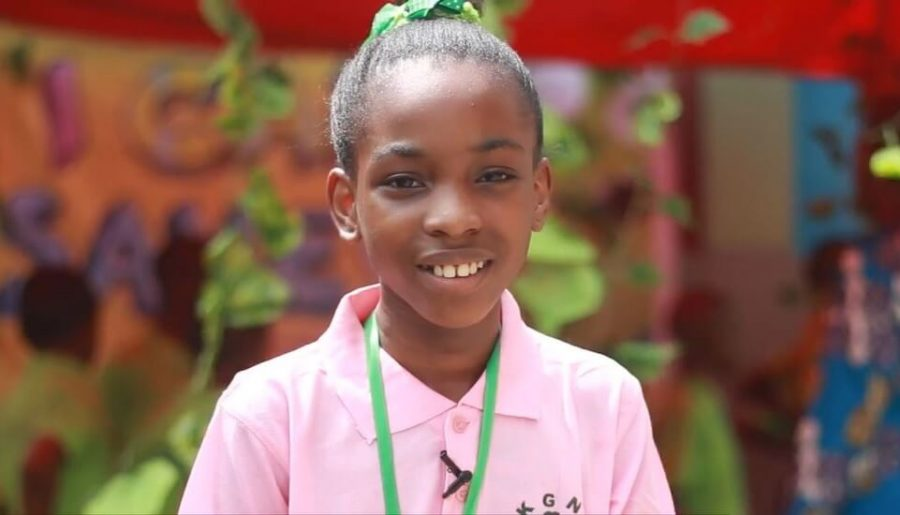 This 11-Year-Old Nigerian Wants to Clean up Lagos