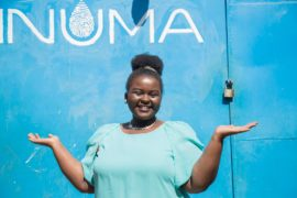 Interview: How 25-year Old Christelle Kwizera is Making Clean Water Accessible to Communities in East Africa