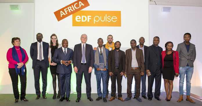 Electricite De France (EDF) Pulse Africa Awards 2019 for African Energy Startups