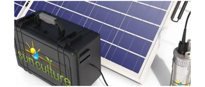 Kenyan Startup, Sunculture is Developing Solar-Powered Water Pumps and Irrigation Solutions for Subsistence Farmers in Kenya